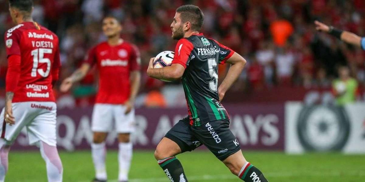 Palestino aún depende sí mismo para meterse en octavos de final de la Copa Libertadores