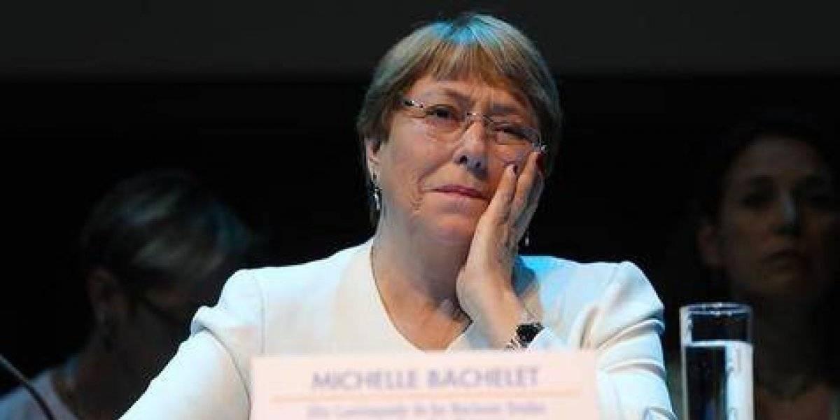 Bachelet anuncia en México pronta visita a Venezuela