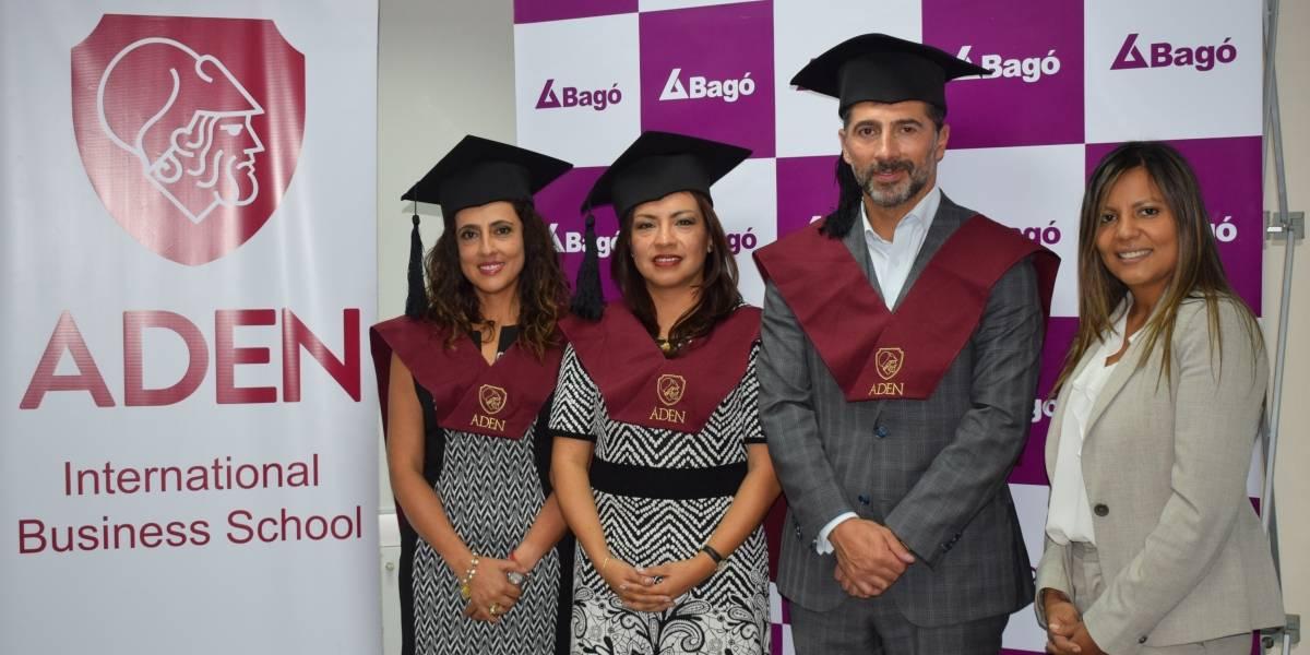 """Laboratorios Bagó del Ecuador graduó a su primera promoción de """"Desarrollo Gerencial"""""""