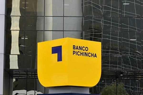 Banco Pichincha cumple 113 años de servicios bancarios