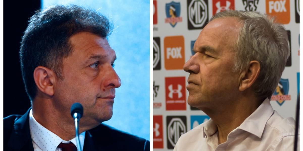 Colo Colo juega fuera de la cancha: La guerra por la presidencia que tiene a Mosa juzgado por Ruiz-Tagle