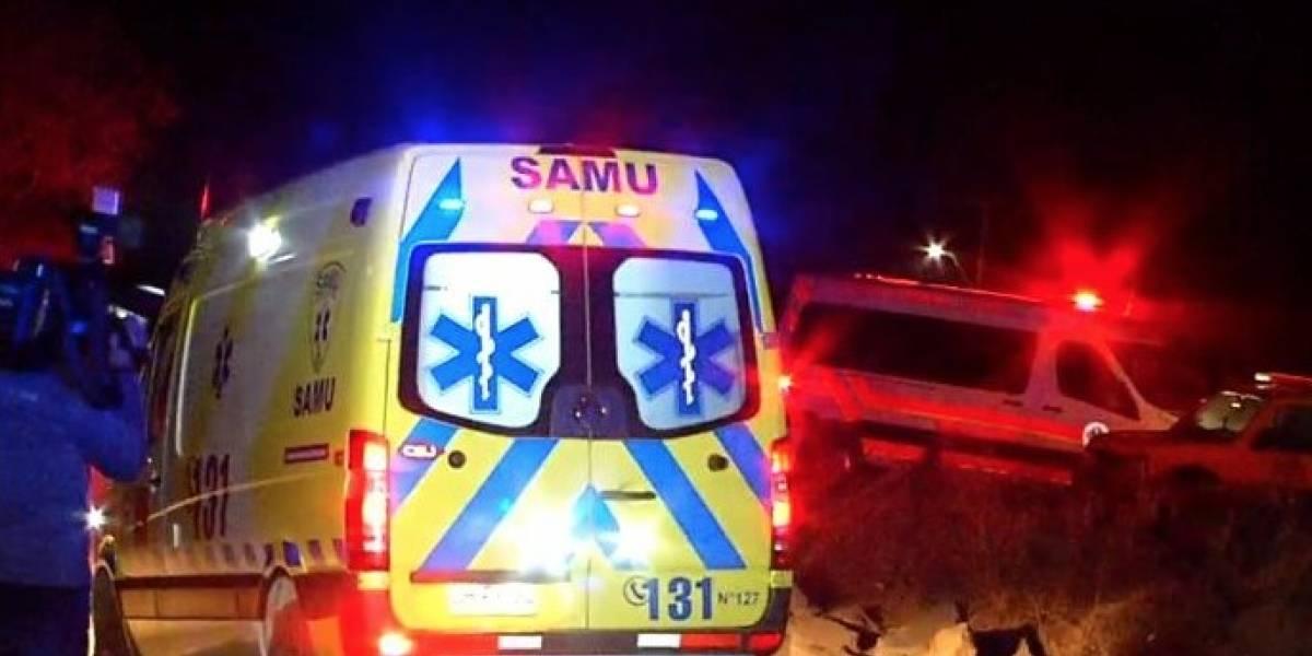 Buscaba un atajo para llegar a su casa: joven de 17 años muere tras caer a pozo de 30 metros de profundidad en Curacaví