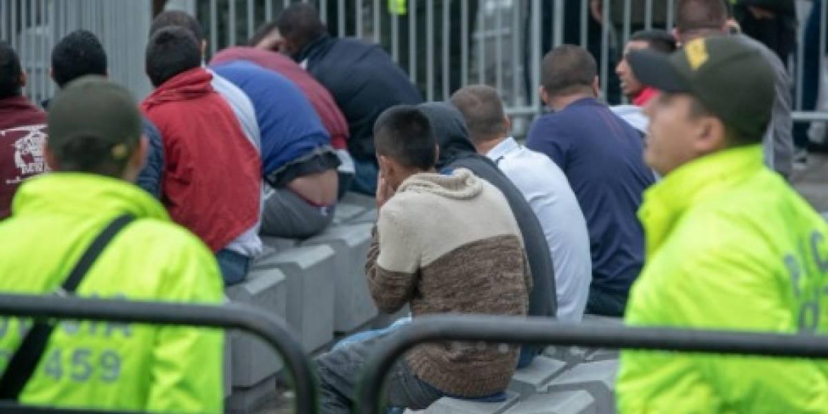 ¡ATENCIÓN! 268 criminales dedicados al hurto fueron capturados en Bogotá