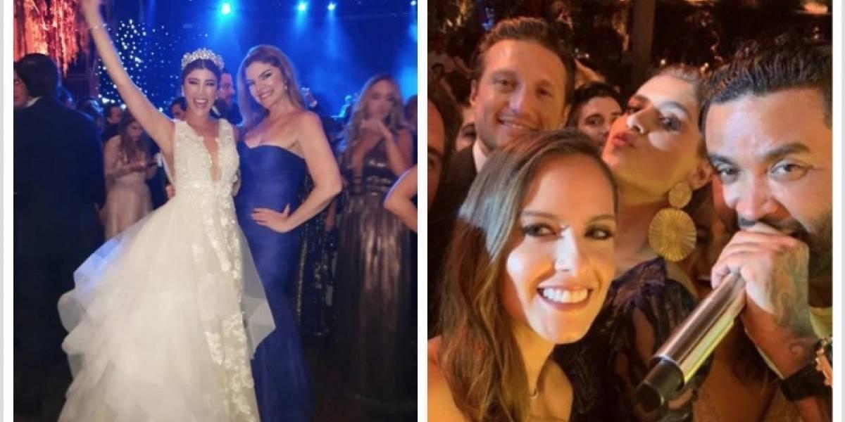 La millonada que habría costado excéntrica boda de presentadora de RCN