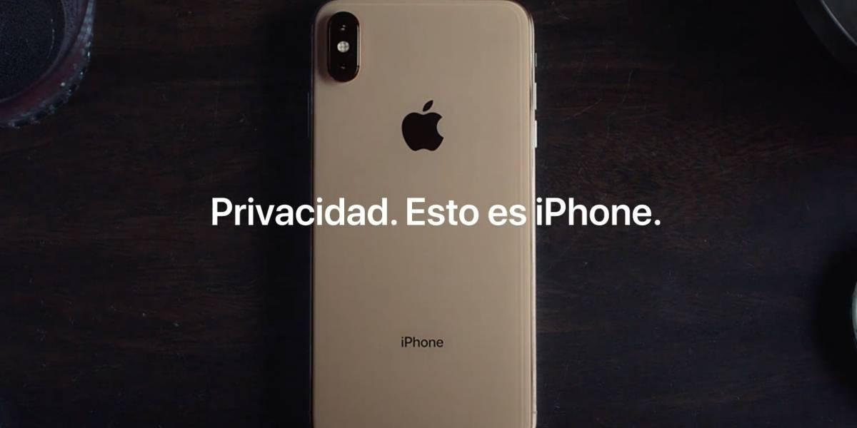 La privacidad importa: la campaña que destaca la seguridad de iPhone