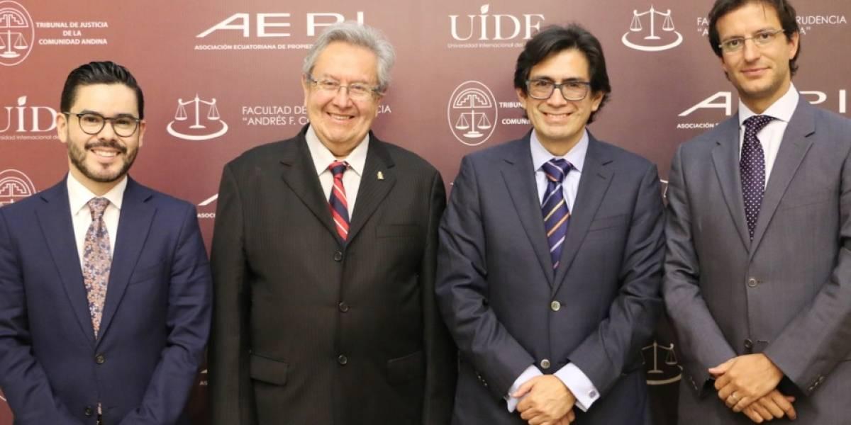 UIDE llevará a cabo importante seminario sobre Propiedad Intelectual