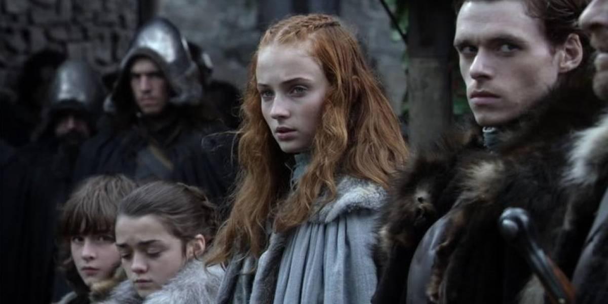 """Fuego, hielo y pubertad: así crecieron los personajes de """"Game of Thrones"""""""