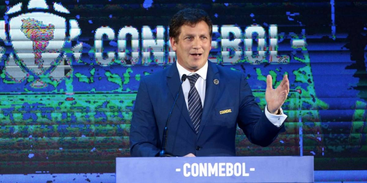La justificación del presidente de Conmebol para realizar la Copa América en Colombia y Argentina