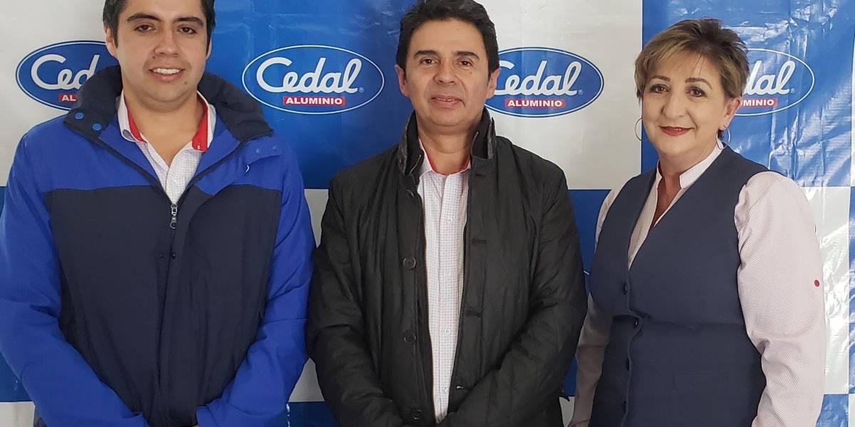 Cedal recibe distinción del Ministerio de Industrias y Productividad