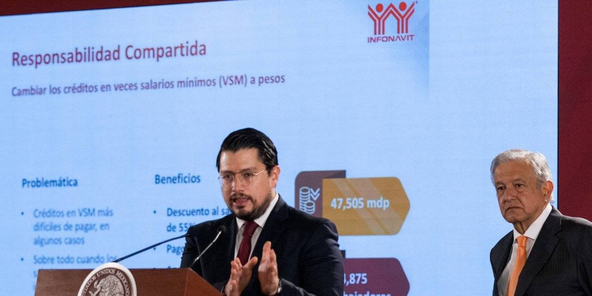 En un mes, el Infonavit restructuró más de 16 mil créditos
