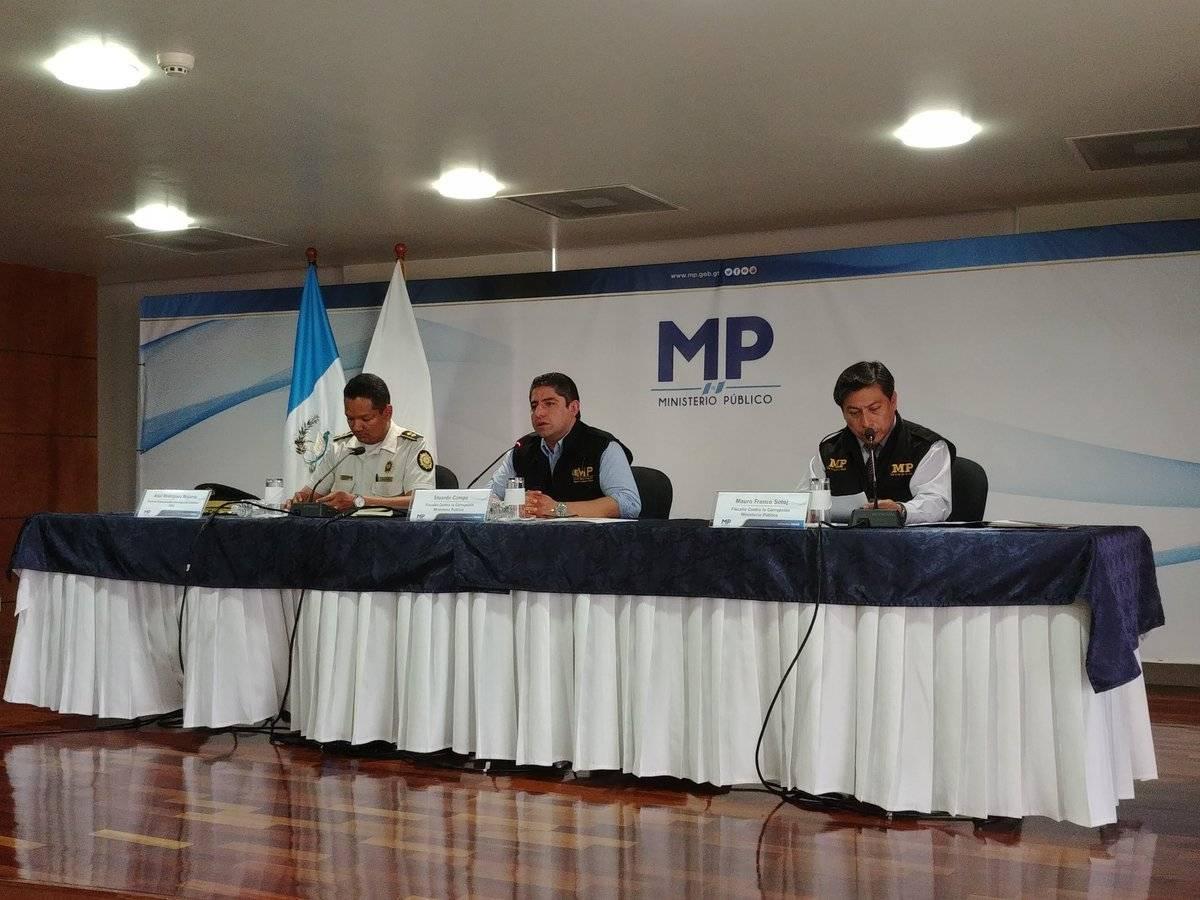 MP pide retiro de inmunidad del alcalde de San Miguel Dueñas