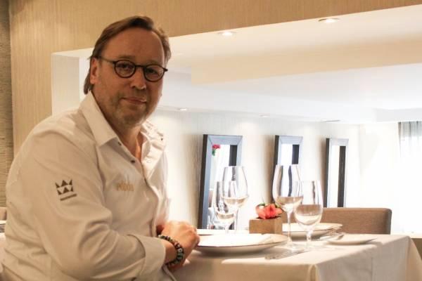 Diners Club presenta al reconocido chef Thomas Bühner