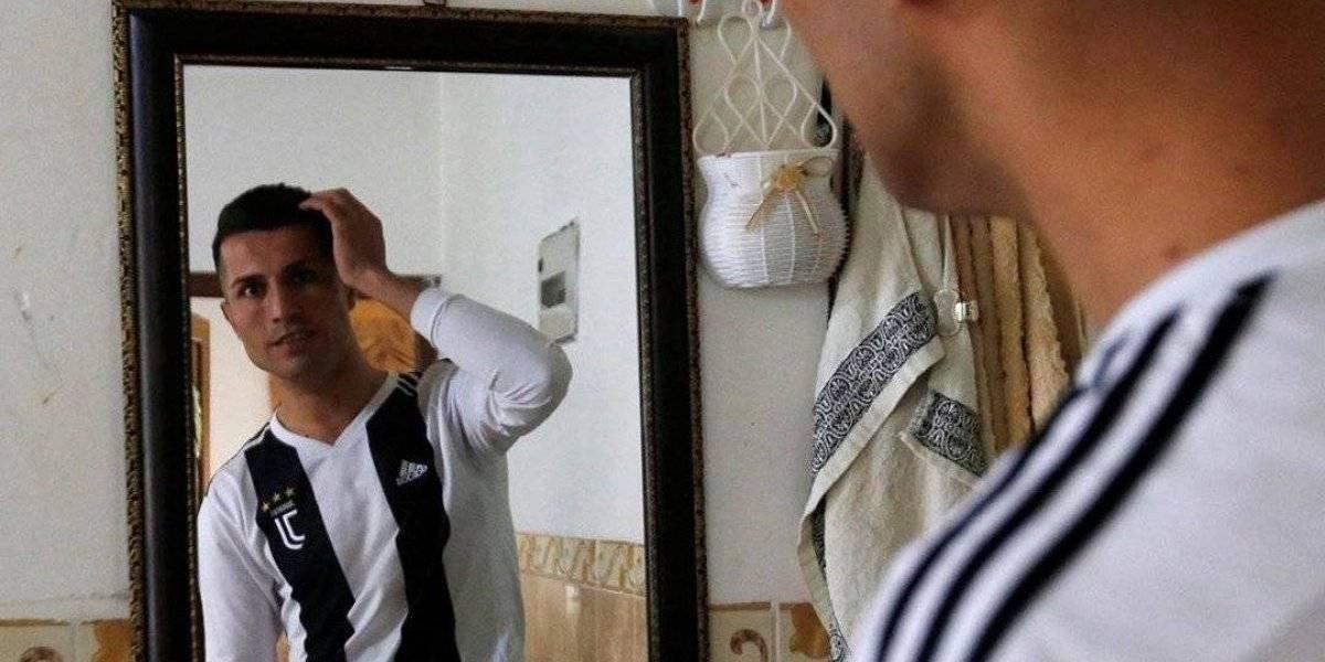 VIDEO: Biwar Abdullah, el doble iraquí de Cristiano Ronaldo
