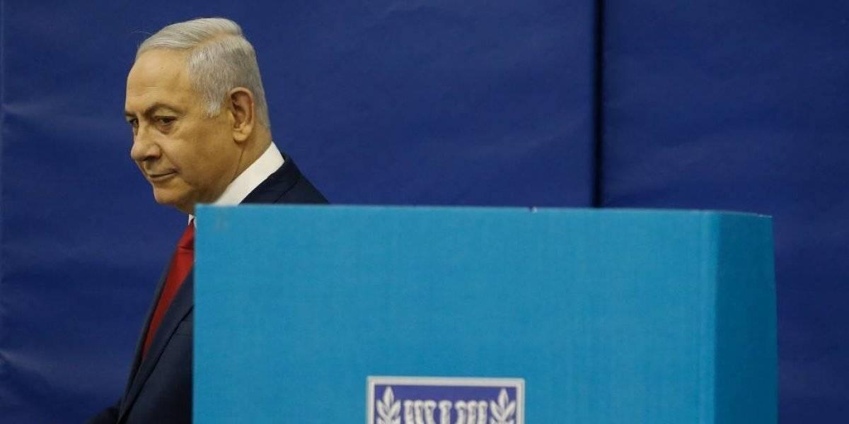 Inician las elecciones en Israel, con Netanyahu y Gantz como protagonistas