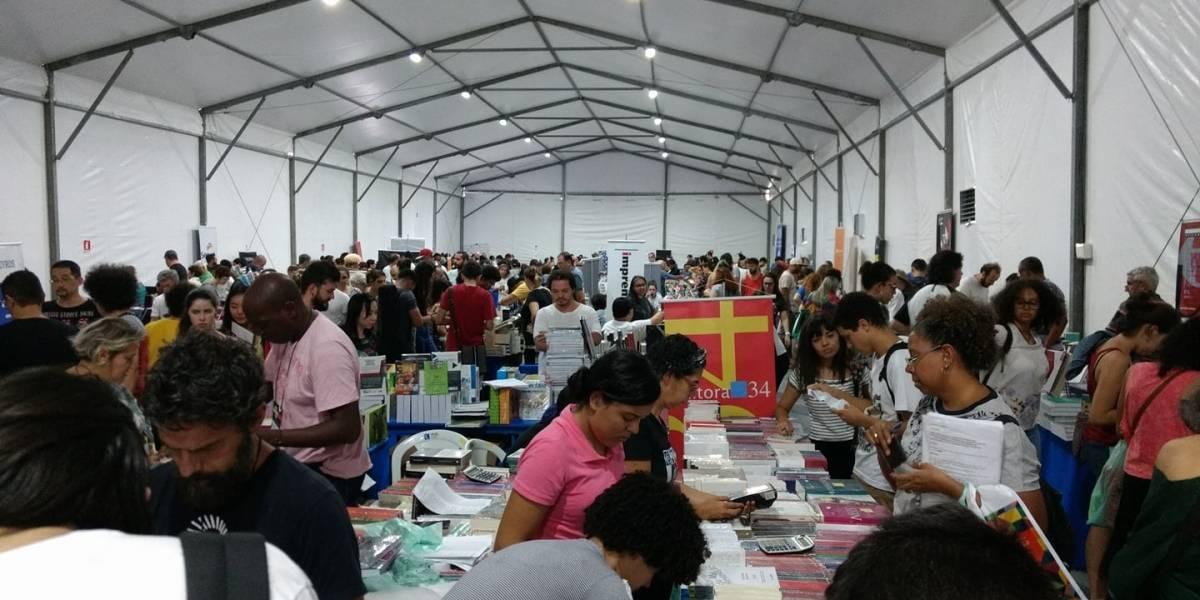 Feira da Unesp tem livros com desconto mínimo de 50% até domingo
