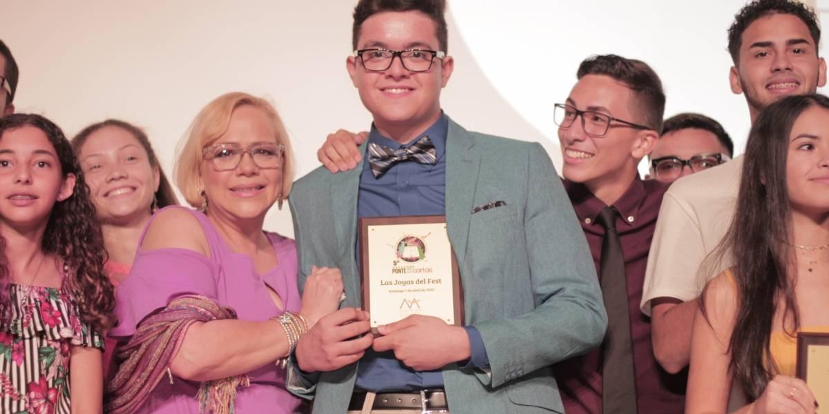Jóvenes cineastas triunfan en el Festival Ponte Los Cortos