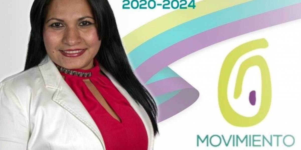 Semilla se pronuncia por video íntimo de candidata a alcaldesa