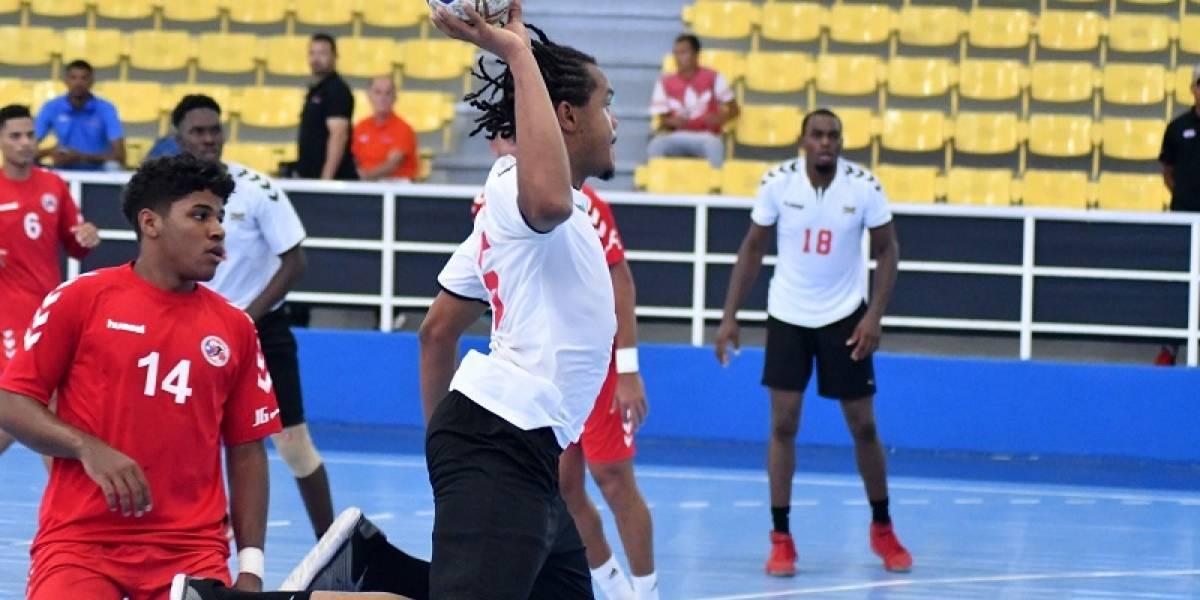 Puerto Rico dispone de Dominica en torneo balonmano sub-24 masculino