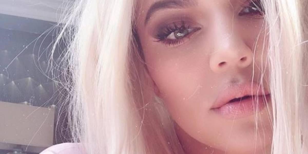 Fatal error de Khloé Kardashian por abusar del Photoshop