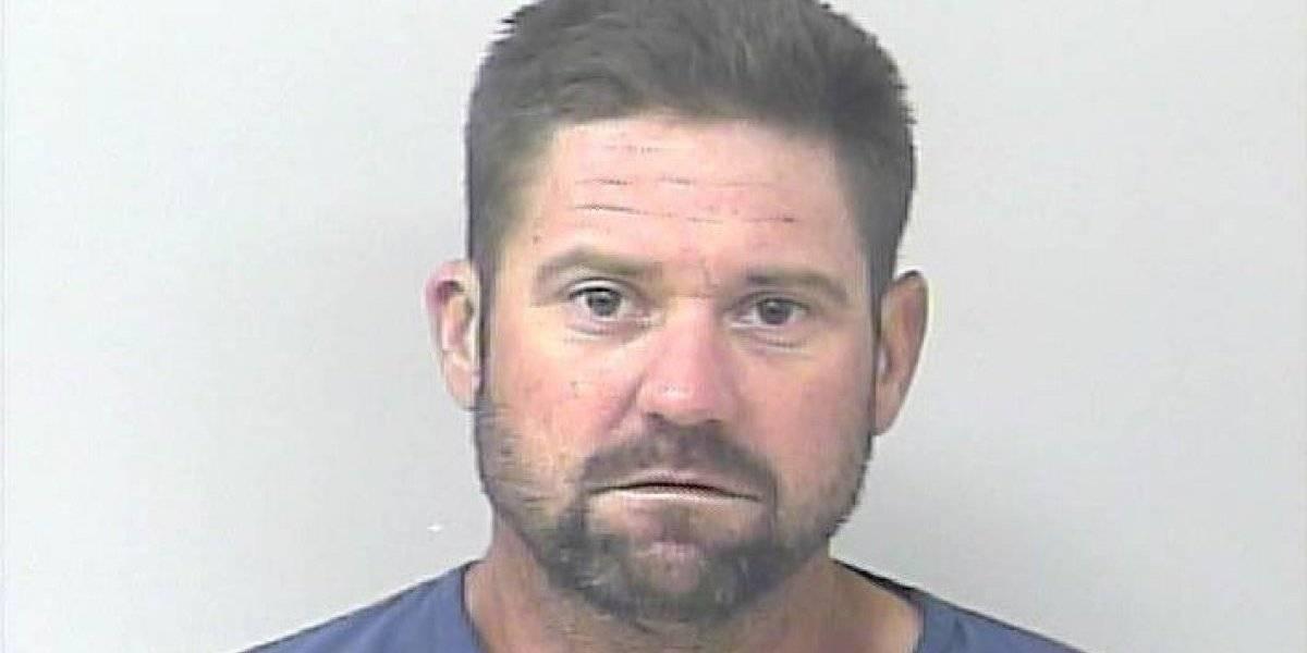 Rompió récords: salió de la cárcel y a los minutos fue detenido por robar en el estacionamiento de la prisión