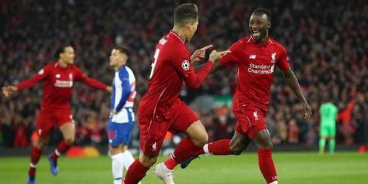 Tottenham y Liverpool sacan ventaja en los 4tos de final de la Champions