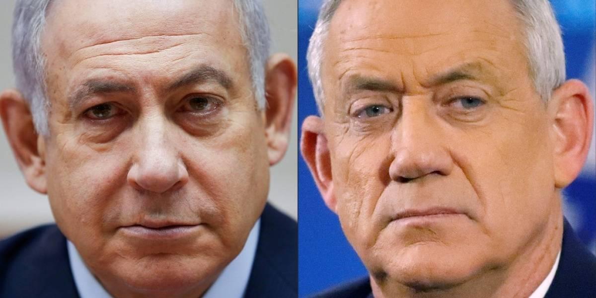 Los israelíes van a las urnas, con el futuro de Netanyahu en juego