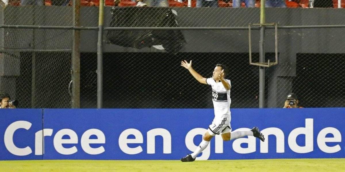 Olimpia le da una mano a la U. de Concepción al vencer a Godoy Cruz en la Libertadores
