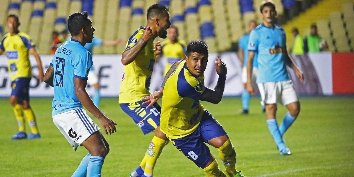 U. de Concepción quiere extender su sueño en la Copa Libertadores ante Sporting Cristal