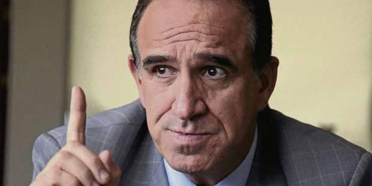 Detienen a Ramiro González en Perú