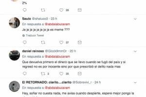Reacciones ante posible candidatura de Abdalá Bucaram para la presidencia