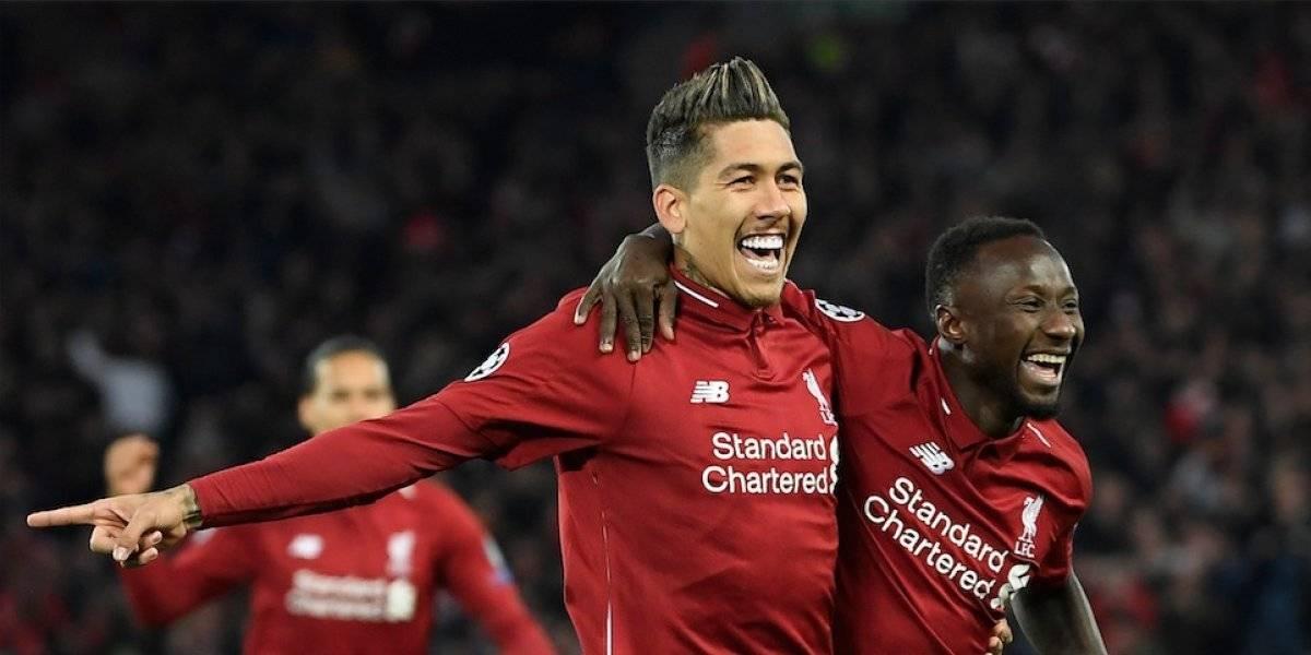 El Liverpool toma ventaja en la llave tras vencer al Porto