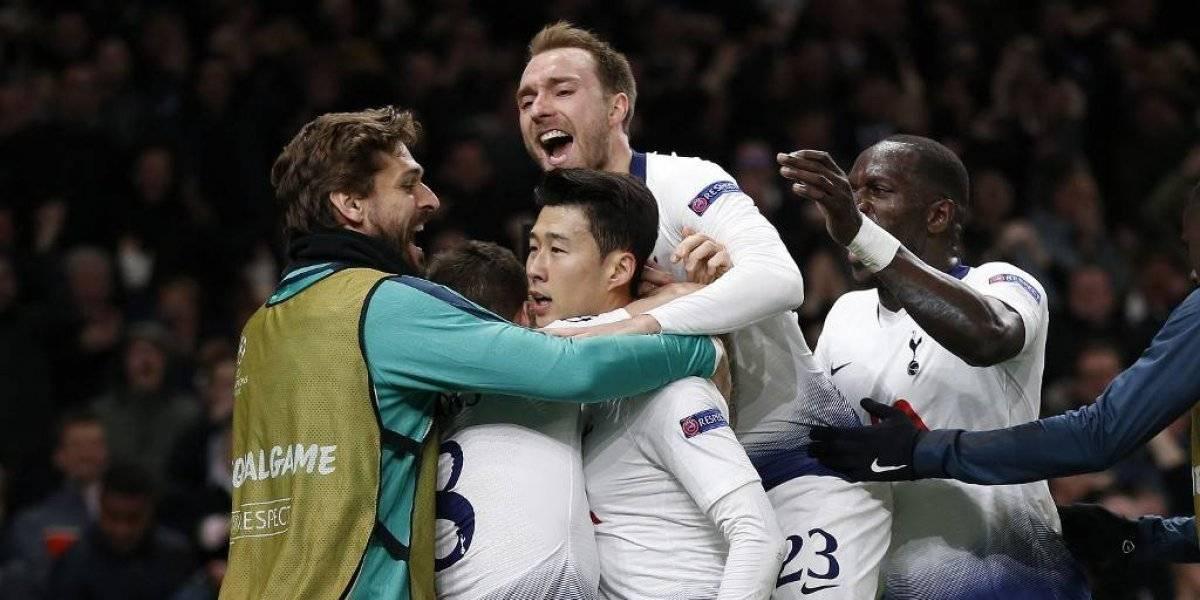 El Tottenham brilla en el estreno europeo de su estadio