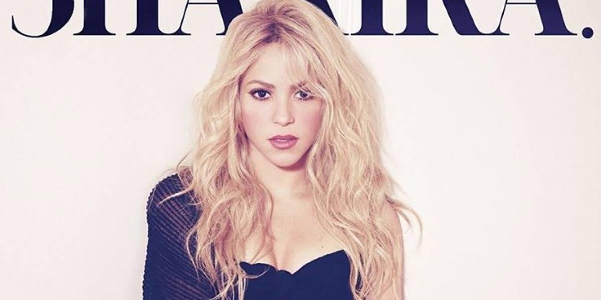 El descuido de Shakira en la playa que hizo 'arder' las redes sociales