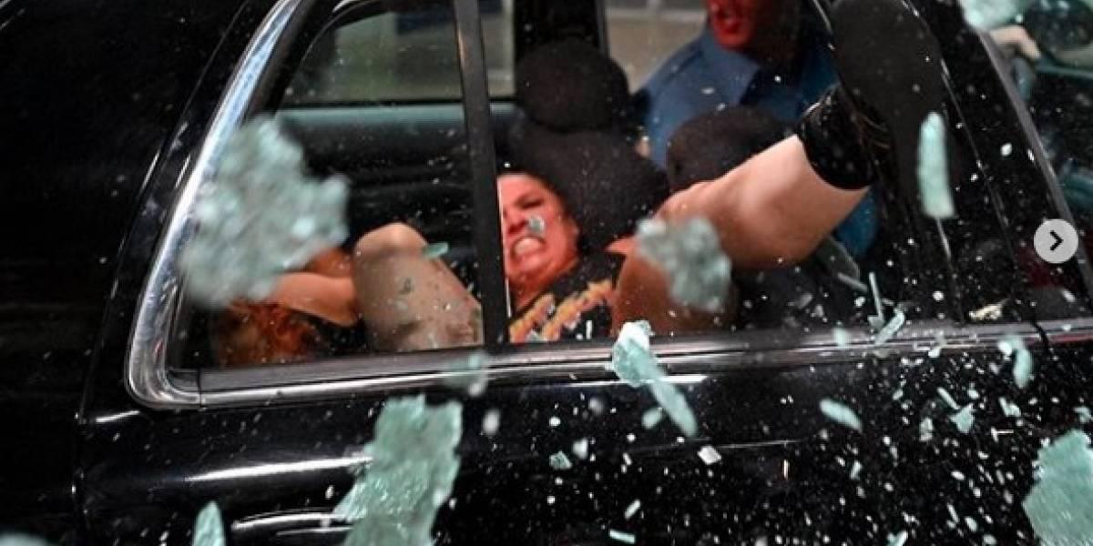 Reportan que Ronda Rousey sufrió fractura