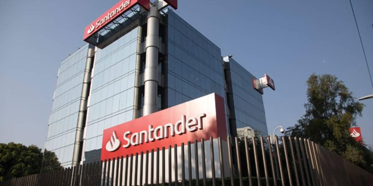 Santander es el primer banco en México en ofrecer transferencias por medio de WhatsApp