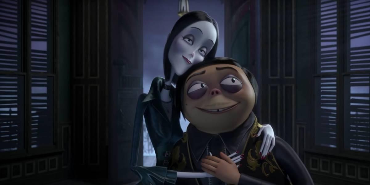 Primeiro teaser de animação da Família Addams traz vozes de Oscar Isaac e Charlize Theron