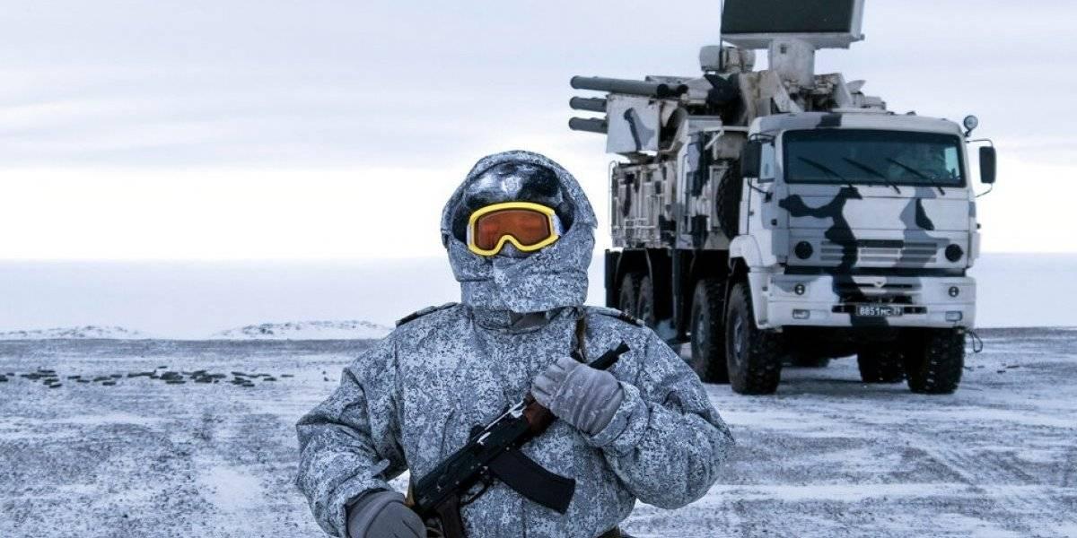Putin anunció un ambicioso programa de expansión rusa en el Ártico
