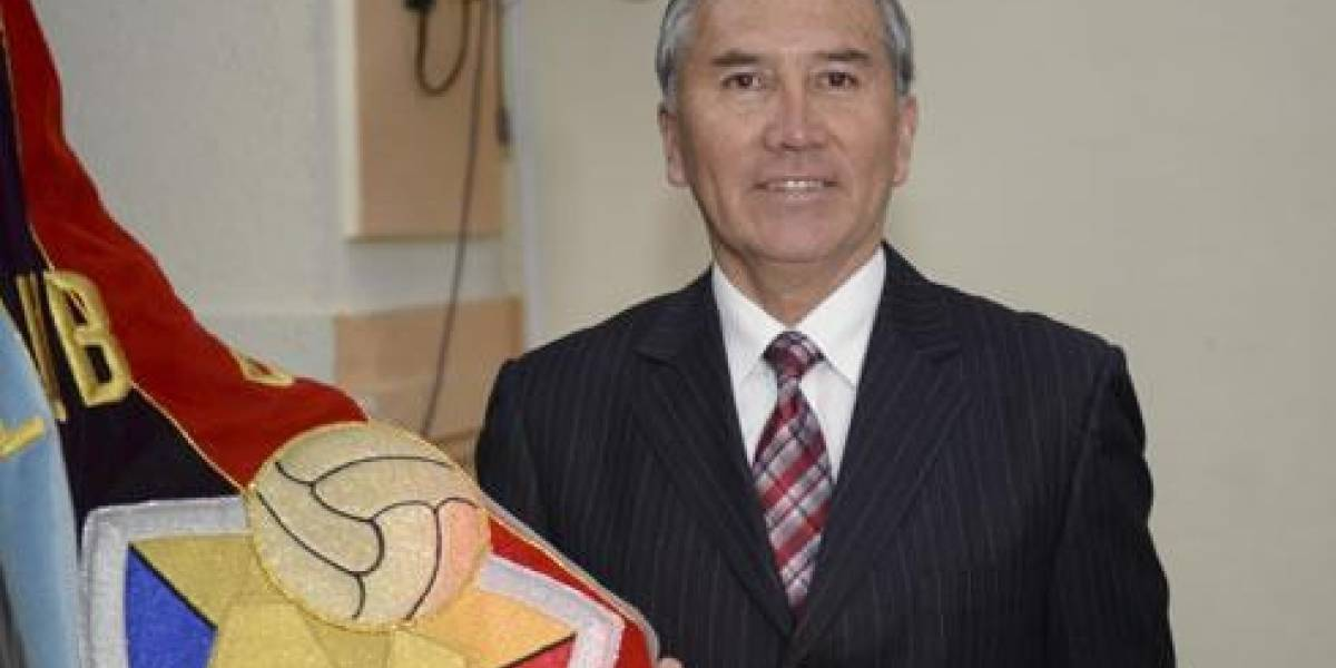 Tito Manjarrez renunció a la presidencia de El Nacional