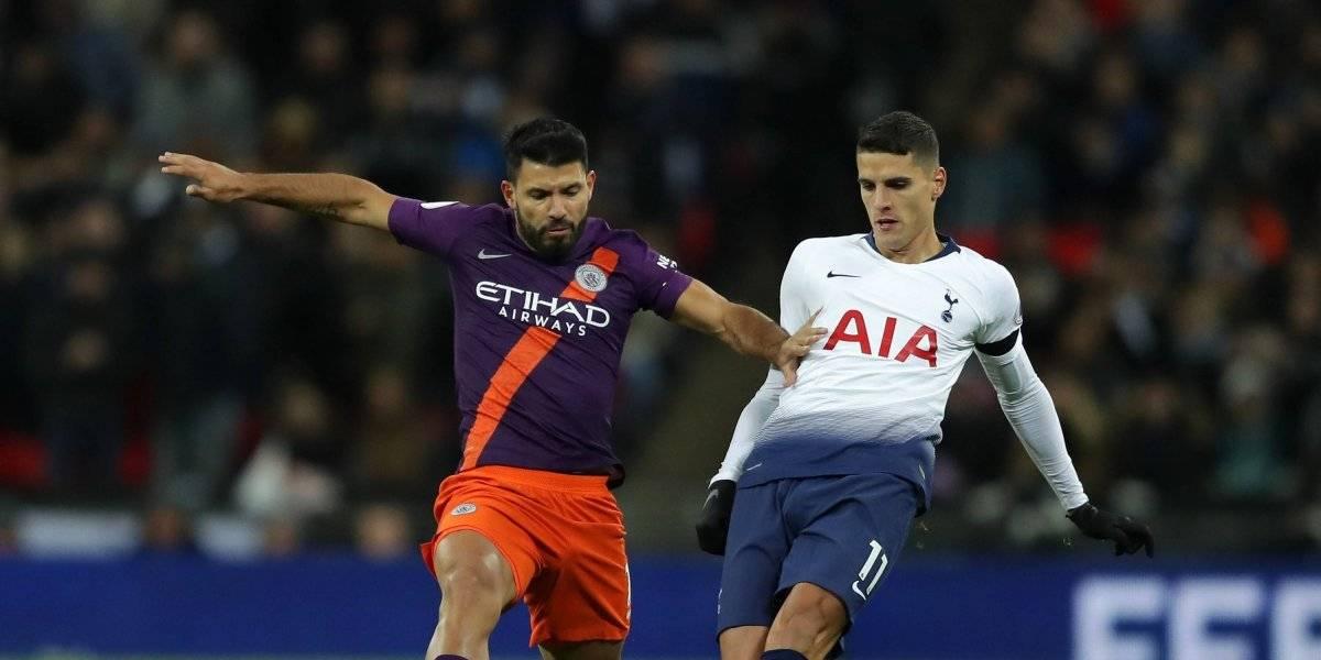 Tottenham vs. Manchester City: de Premier, pero en Champions