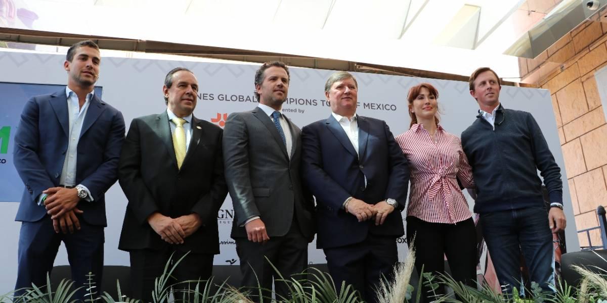 GNP México Jumping 2019 recibirá a los mejores jinetes del mundo