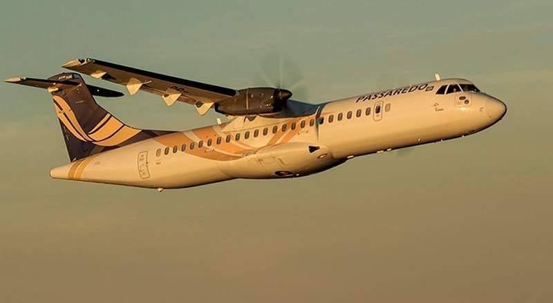 Companhia aérea Passaredo