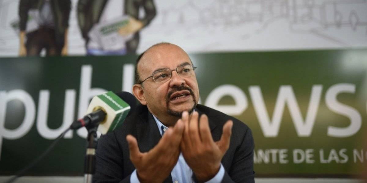 El 10 del candidato: Manfredo Marroquín, presidenciable de Encuentro por Guatemala
