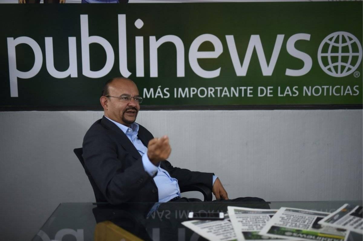 Manfredo Marroquín, de Encuentro por Guatemala