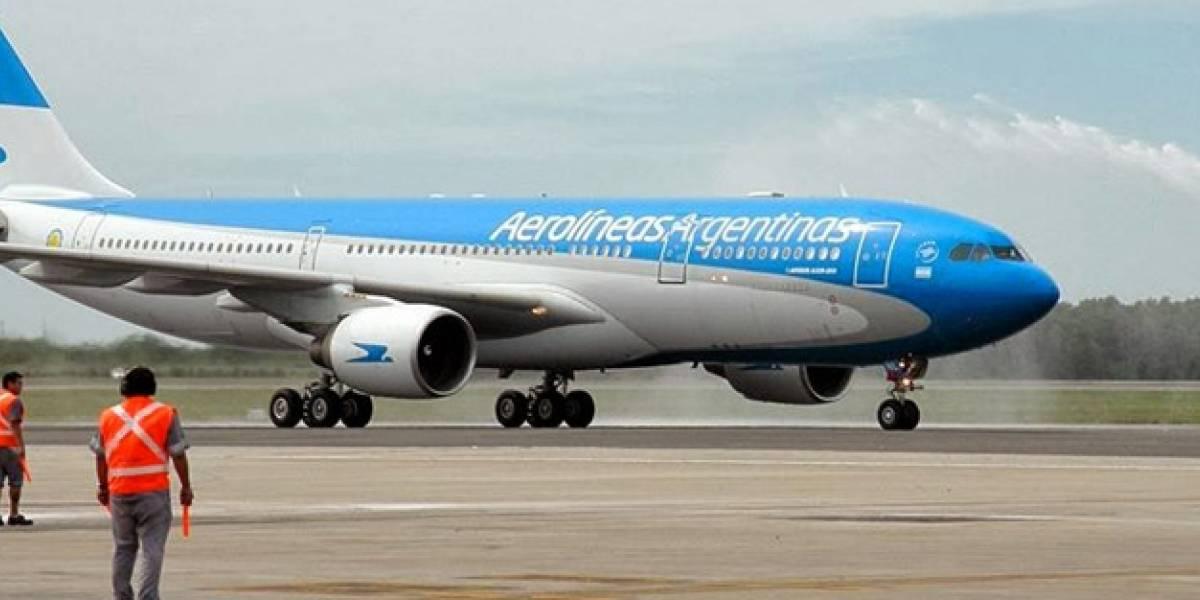 Sólo iban los fines de semana para cobrar horas extras: empleados de Aerolíneas Argentinas falseaban ingreso al trabajo con dedos de silicona