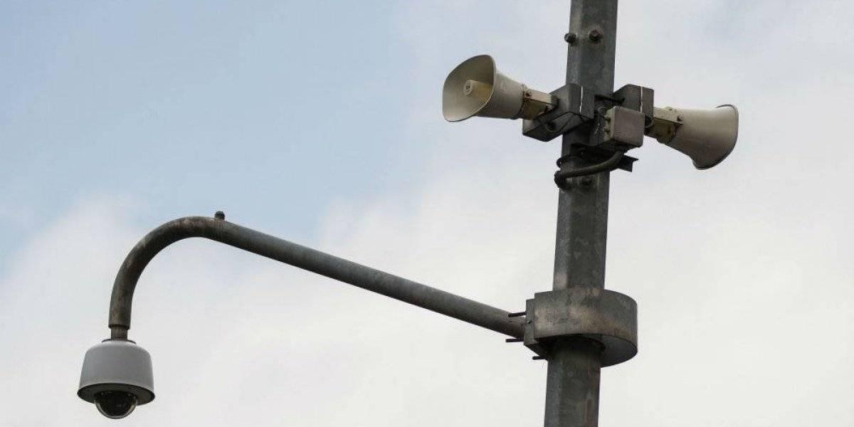 'Bromista' circula por la CDMX con la alerta sísmica en altavoz