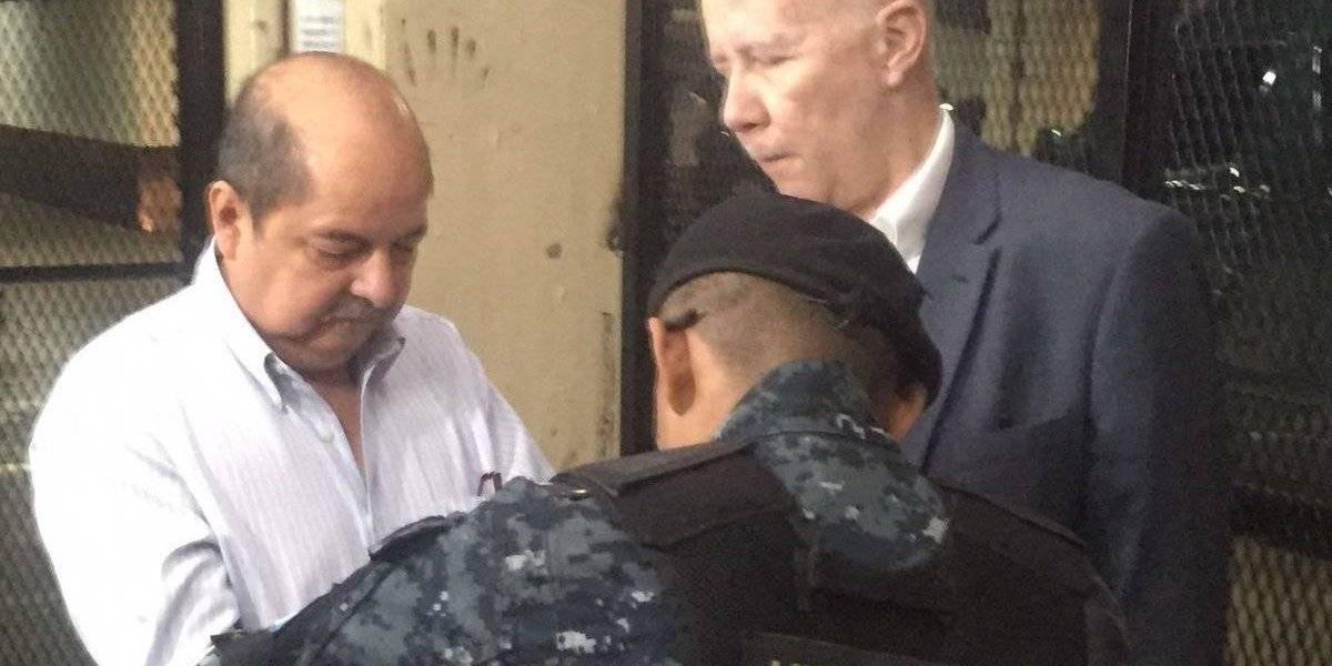 Exdiputado Alfredo Rabbé paga fianza para salir de prisión