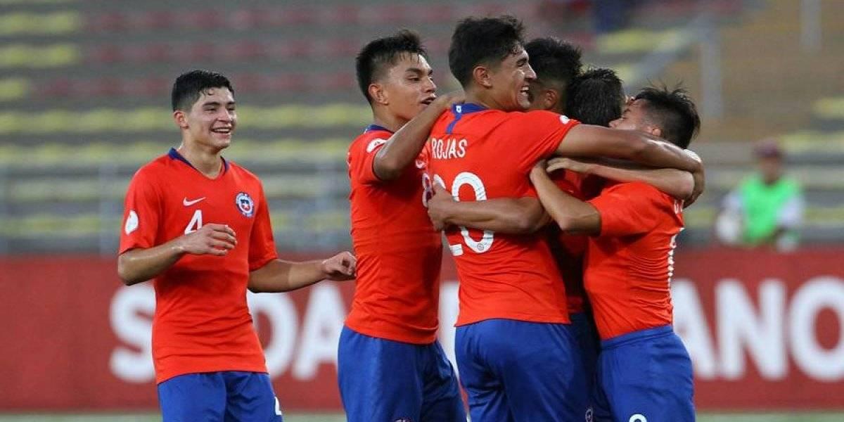 Calculadora de la fe: Chile puede clasificar al Mundial Sub 17 aún perdiendo sus dos últimos partidos