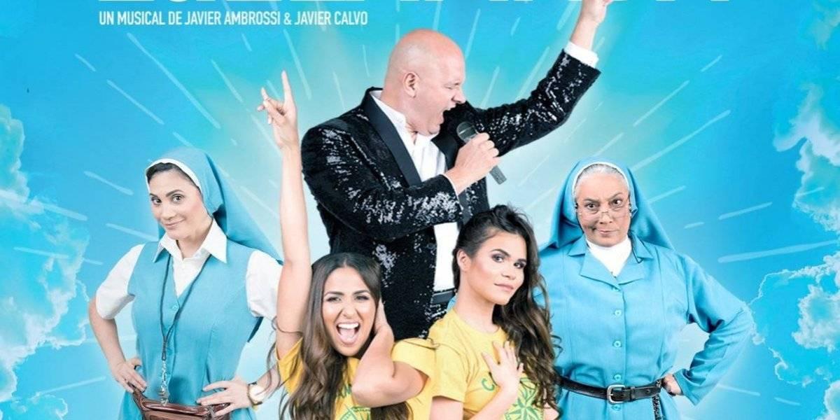 """Musical español """"La Llamada"""" llegará a Bellas Artes"""