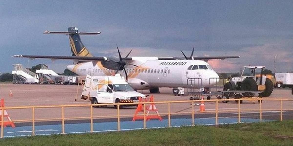 Companhia aérea regional Passaredo anuncia aumento na oferta de voos