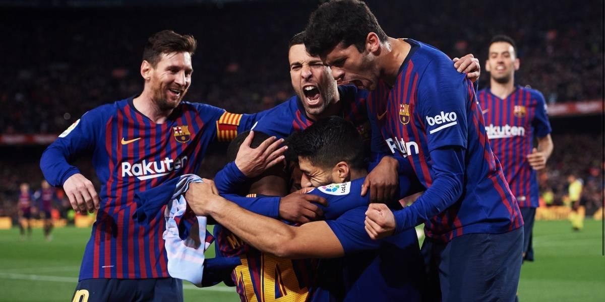 Barcelona, a romper la maldición en su visita al Manchester United